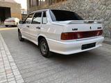 ВАЗ (Lada) 2115 (седан) 2010 года за 2 350 000 тг. в Тараз – фото 5