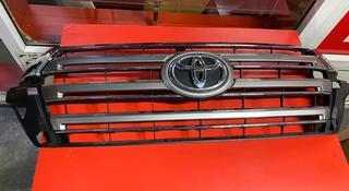 Оригинальная решетка радиатора Land Cruiser 200 за 80 000 тг. в Алматы