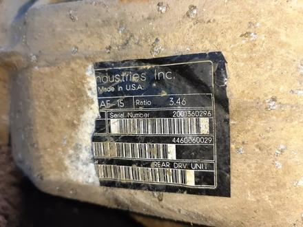 Редуктор заднего моста Mercedes ML270 w163 3, 46 за 70 000 тг. в Семей – фото 2