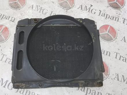 Радиатор охлаждения двигателя на Mercedes w116 2.8 за 134 256 тг. в Владивосток – фото 10