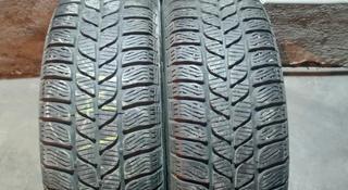 Резина б у 195*65*15 Pirelli, (M + S) зима, 2 шт., б у из Европы. за 25 000 тг. в Караганда