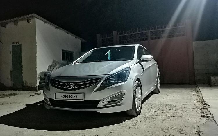 Hyundai Accent 2014 года за 4 600 000 тг. в Кызылорда