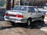 ВАЗ (Lada) 2115 (седан) 2007 года за 700 000 тг. в Караганда – фото 4