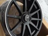 Комплект оригинальных шин дисков в сборе на W 222 Michelin Pilot Alpin PA4 за 1 300 000 тг. в Алматы – фото 3