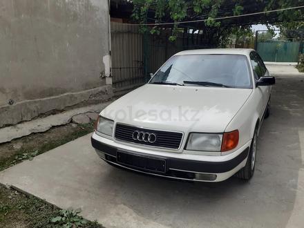 Audi 100 1991 года за 1 650 000 тг. в Жетысай