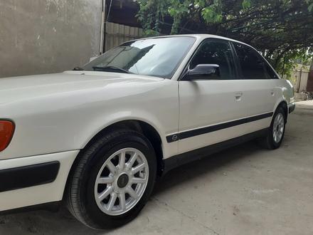 Audi 100 1991 года за 1 650 000 тг. в Жетысай – фото 2