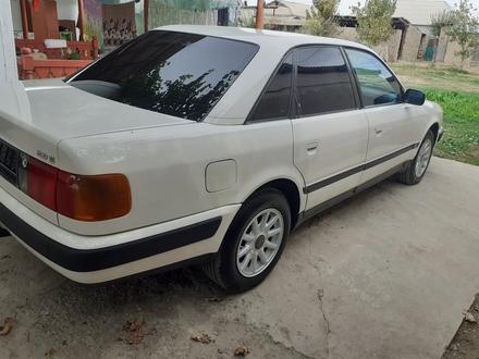 Audi 100 1991 года за 1 650 000 тг. в Жетысай – фото 3