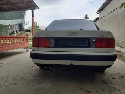 Audi 100 1991 года за 1 650 000 тг. в Жетысай – фото 4