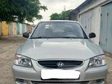 Hyundai Accent 2008 года за 1 150 000 тг. в Актобе – фото 4