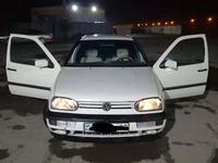 Volkswagen Golf 1993 года за 1 200 000 тг. в Тараз