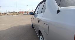 Hyundai Accent 2005 года за 1 500 000 тг. в Костанай – фото 4