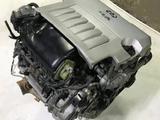 Двигатель Toyota 2GR-FE V6 3.5 л из Японии за 950 000 тг. в Петропавловск – фото 2