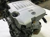 Двигатель Toyota 2GR-FE V6 3.5 л из Японии за 950 000 тг. в Петропавловск