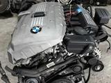 Двигатель BMW (e60) n52 b25 2.5 L Japan за 850 000 тг. в Атырау – фото 2
