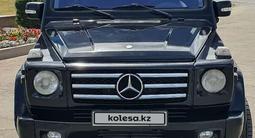 Mercedes-Benz G 500 2003 года за 10 500 000 тг. в Талдыкорган – фото 5