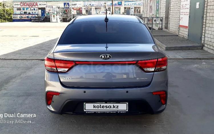 Kia Rio 2019 года за 5 750 000 тг. в Усть-Каменогорск