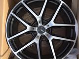 Диски на модели G диски AMG за 440 000 тг. в Алматы – фото 3