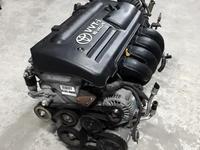 Двигатель Toyota 1zz-FE 1.8 л Япония за 400 000 тг. в Шымкент
