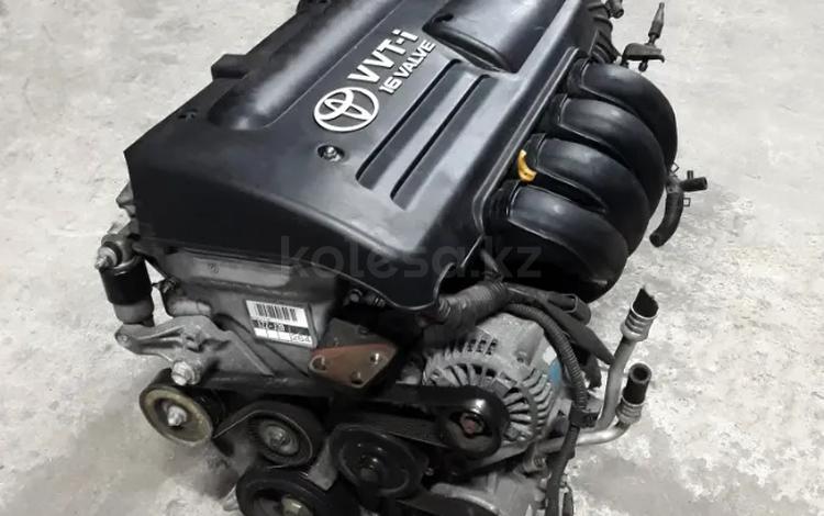Двигатель Toyota 1zz-FE 1.8 л Япония за 420 000 тг. в Шымкент