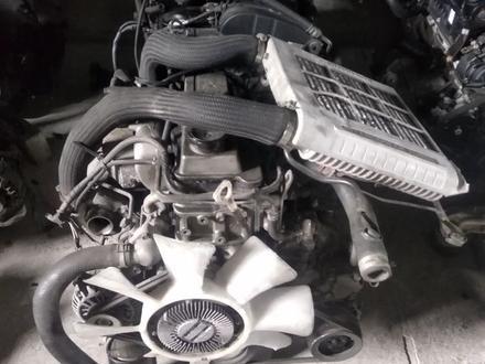 Двигатель и кпп на Митсубиси Паджеро за 100 000 тг. в Алматы