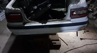 Задний бампер на Мазду 626 переходка за 4 000 тг. в Костанай