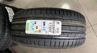 245/45 ZR 19 102y XL Nokian Hakka Black 2 летние шины. за 84 560 тг. в Алматы