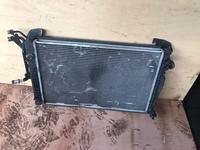 Радиатор охлаждения на Audi A4 (B5) 1994-2001 год за 25 000 тг. в Алматы