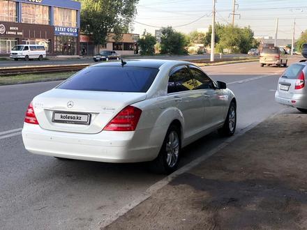 Mercedes-Benz S 550 2006 года за 5 500 000 тг. в Алматы – фото 3