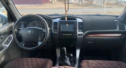 Toyota Land Cruiser Prado 2007 года за 10 000 000 тг. в Кызылорда – фото 4
