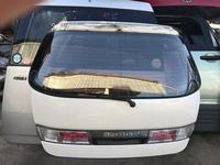 Крышка багажника (пятая дверь) на Toyota Gaia SXM10 (Гая) за 45 000 тг. в Алматы