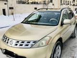 Nissan Murano 2003 года за 3 500 000 тг. в Нур-Султан (Астана)