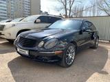 Mercedes-Benz E 350 2007 года за 5 500 000 тг. в Нур-Султан (Астана)