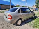 ВАЗ (Lada) Kalina 1118 (седан) 2007 года за 2 100 000 тг. в Усть-Каменогорск – фото 3