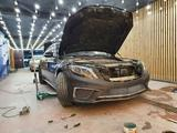 Комплект обвеса AMG S63 дорестайл для W222 S Class Mercedes… за 430 000 тг. в Алматы