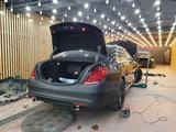 Комплект обвеса AMG S63 дорестайл для W222 S Class Mercedes… за 430 000 тг. в Алматы – фото 2