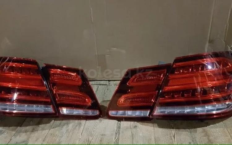 Фонари задние комплект Mercedes w212 Рестайл за 11 111 тг. в Нур-Султан (Астана)