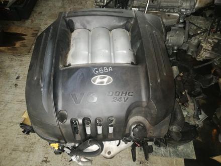 Двигатель Хюндай санта Фе за 280 000 тг. в Алматы