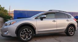 Subaru XV 2013 года за 6 350 000 тг. в Алматы – фото 2