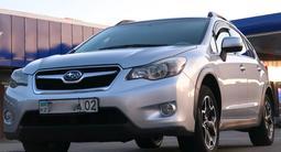 Subaru XV 2013 года за 6 350 000 тг. в Алматы – фото 3