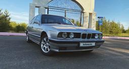 BMW 525 1990 года за 1 400 000 тг. в Костанай – фото 2