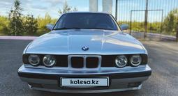 BMW 525 1990 года за 1 400 000 тг. в Костанай – фото 3