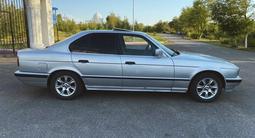 BMW 525 1990 года за 1 400 000 тг. в Костанай – фото 4
