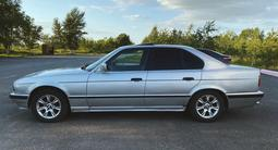 BMW 525 1990 года за 1 400 000 тг. в Костанай – фото 5