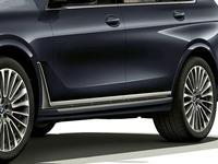 АЛЮМИНИЕВЫЕ ПОРОГИ BMW X7 G07 за 360 000 тг. в Алматы