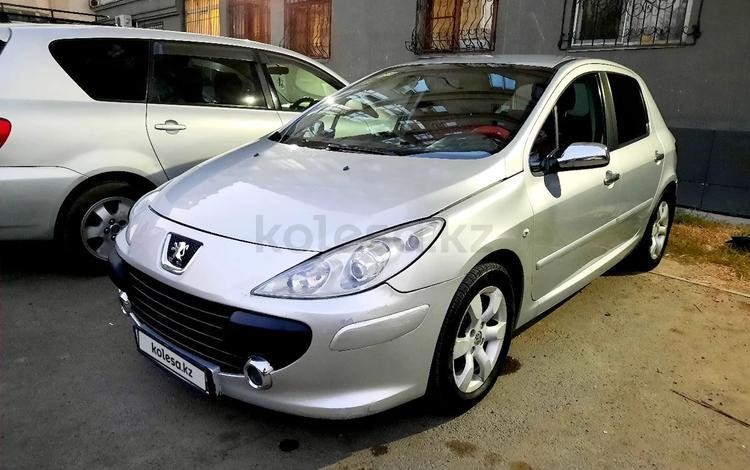 Peugeot 307 2006 года за 2 400 000 тг. в Алматы