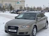 Audi A4 2006 года за 3 500 000 тг. в Нур-Султан (Астана) – фото 2