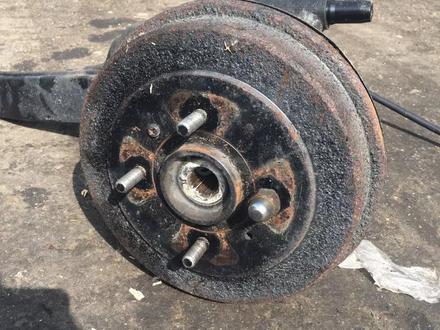 Тормозной диск задний на Mitsubishi Chariot 1991-1997 год за 5 000 тг. в Алматы