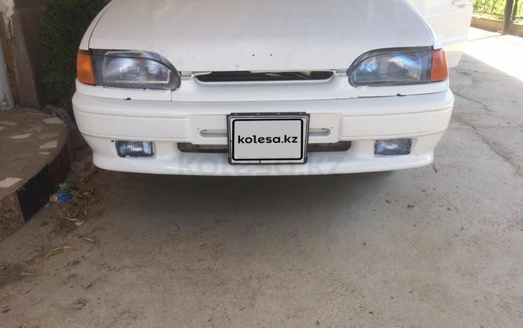 ВАЗ (Lada) 2115 (седан) 2000 года за 850 000 тг. в Шымкент