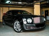 Bentley Mulsanne 2014 года за 68 000 000 тг. в Нур-Султан (Астана) – фото 4