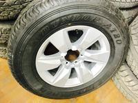 Диск запасной на Toyota Prado (оригинал) за 49 990 тг. в Нур-Султан (Астана)